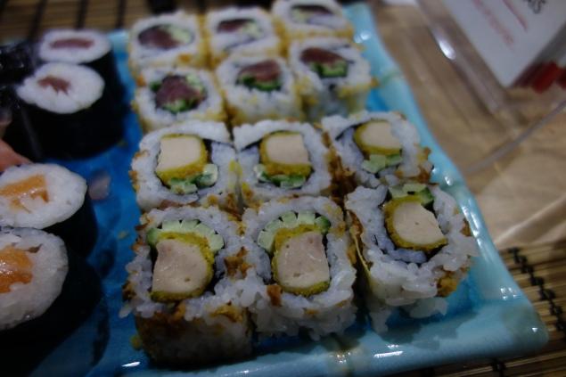 sushi à la vie la louvière avis 1