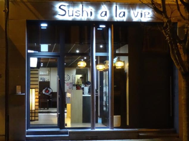 sushi à la vie la louvière avis 14