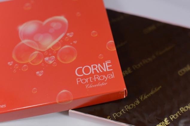 pralines saint-valentin, corné port-royal la mangolina 1
