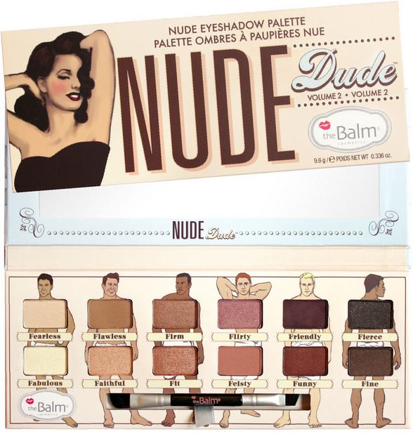 the balm nude'dude belgique