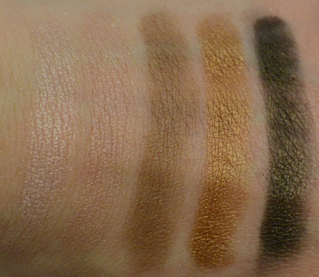 JANE IREDALE - COUNTRY WEEKEND palette swatch 14