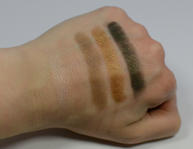 JANE IREDALE - COUNTRY WEEKEND palette swatch 15