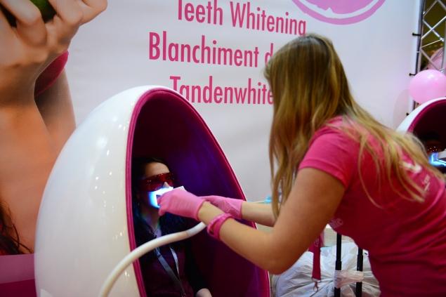 Blanchiment dentaire Light Sheer Belgique 11